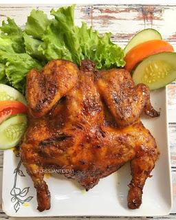 Resep Ayam Panggang Ala Restoran By @adresjantidewi