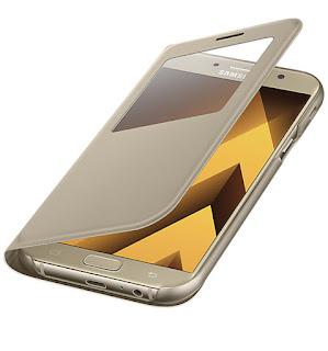 Bao da S View Galaxy A7 2017 chính hãng Samsung