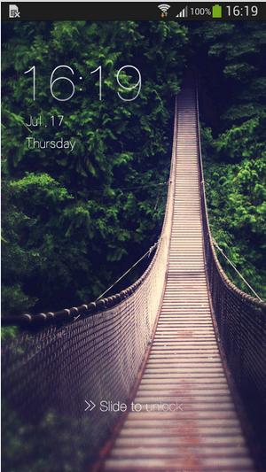 Aplikasi Lock Screen Android Terapik Dengan Puluhan Tema - C-Locker