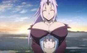 Tensei Shitara Slime Datta Ken Episodio 14