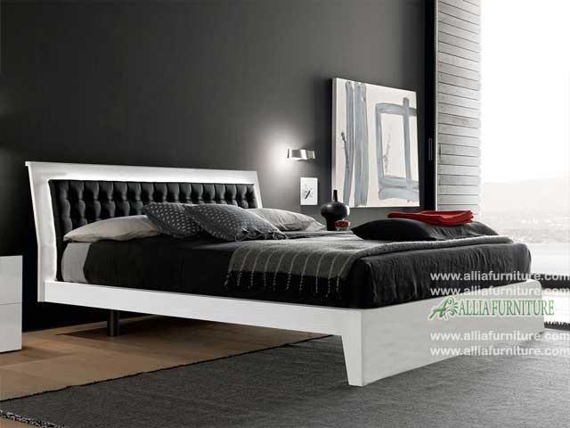 tempat tidur minimalis modern model jazz