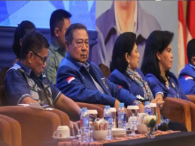 Tak Hadiri Debat, SBY Disebut Setengah Hati Dukung Prabowo