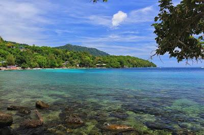 pantai iboih, pantai terindah di indonesia