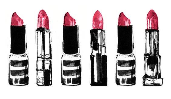 Manfaat Lain dari Lipstik (Lipstick Hacks)
