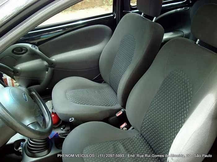 Ford Ka  Interior Bancos