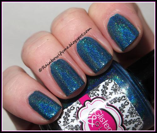 Glisten & Glow ~ Mrs. Peacock In The Billiard Room