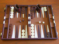 Backgammon o Tabla