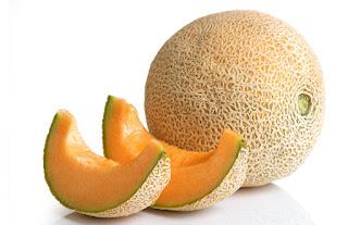 Mannfat lain dari buah Melon