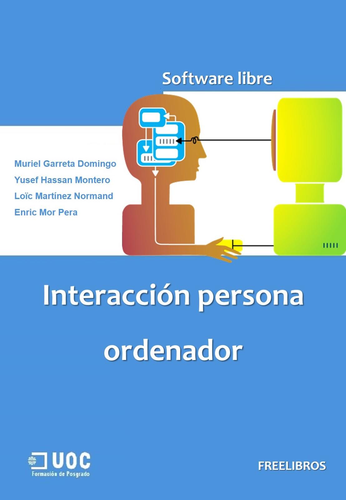 Interacción persona ordenador – UOC