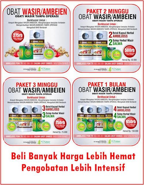 OBAT WASIR TANPA OPERASI - Jual AMBEJOSS Dan Salep SALWA Di Daerah Bali (Obat Ambeien Tanpa Operasi)