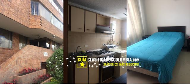 Apartamentos amoblados en arriendo Bogota $2.200.000