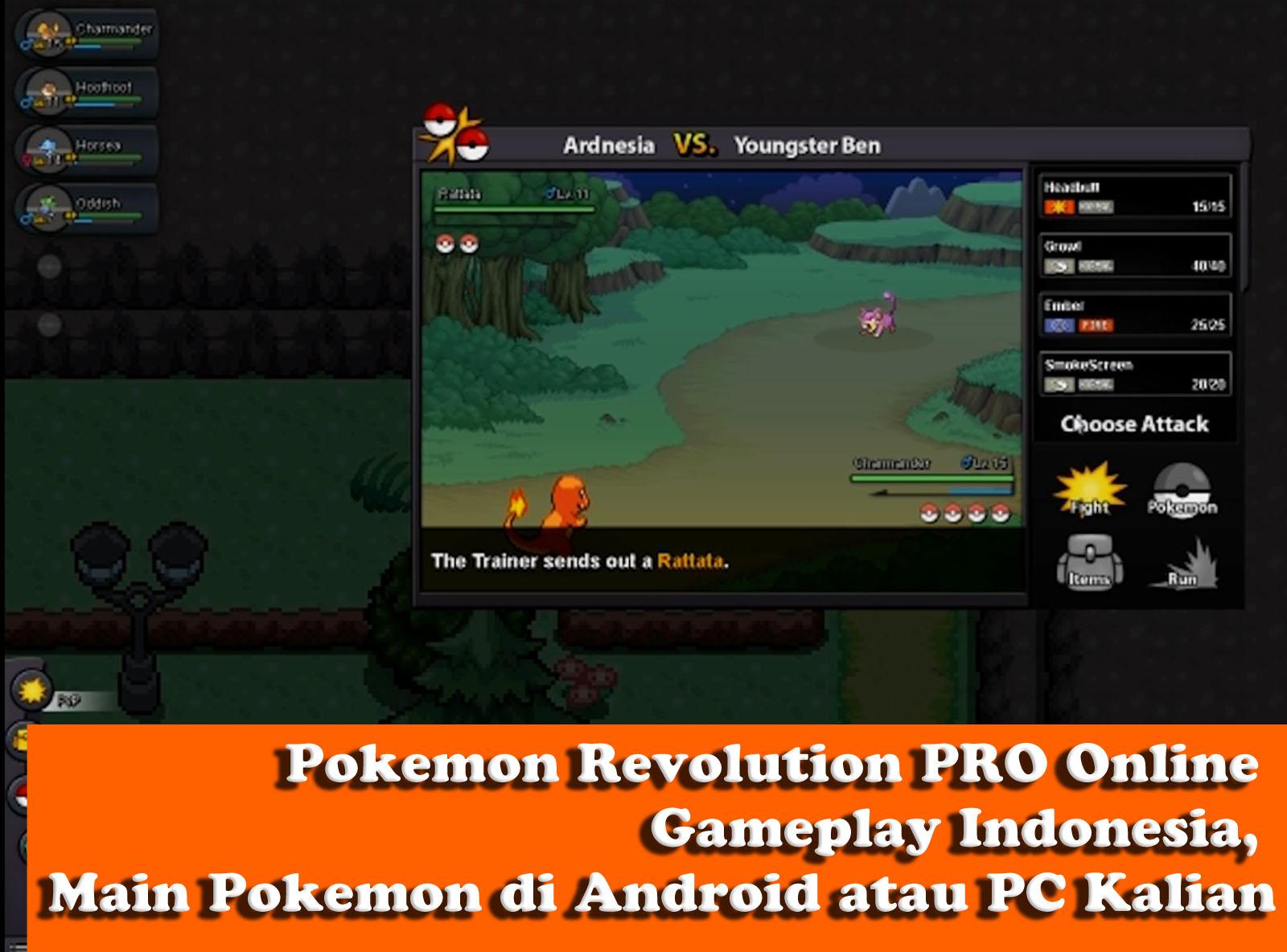 pokemon revolution hoenn spawn guide