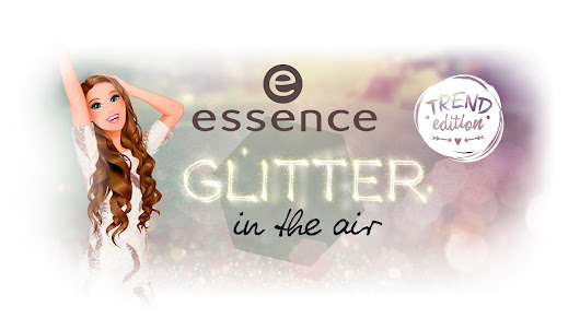 "Essence ""Glitter in the air "" LE Vorschau"