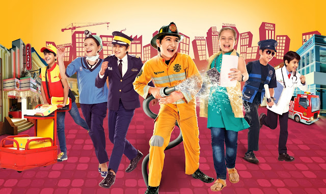 INDEPENDENCE DAY CELEBRATIONS AT KIDZANIA