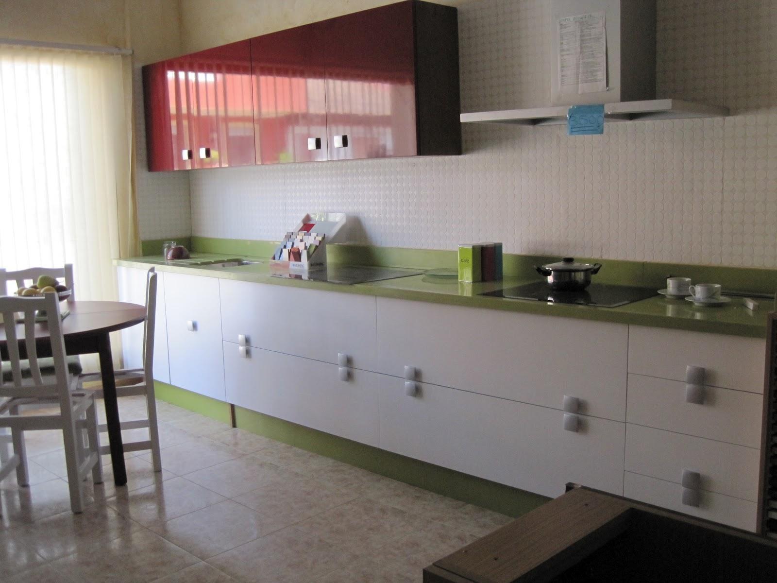 Muebles arcecoll cocinas - Cocinas color burdeos ...