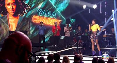 Yara Charry conquistou 30,56 pontos — Foto: Reprodução