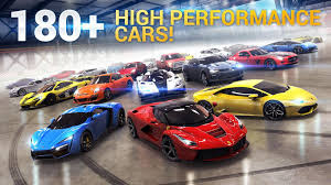 asphalt 8 apk screenshot
