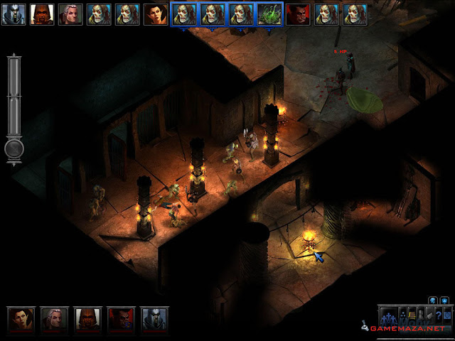 The Temple of Elemental Evil Gameplay Screenshot 1