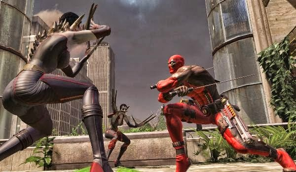 DeadPool PC Game Free Download Full Version 2013