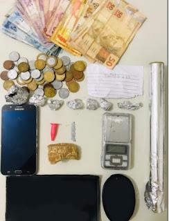 Polícia Civil desarticula grupo que praticava tráfico de drogas em Lagarto