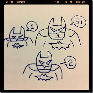 apprendre-a-dessiner-batman-6 Comment dessiner Batman