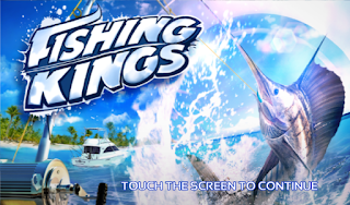 Fishing Kings HD Apk Data Obb - Free Download Android Game
