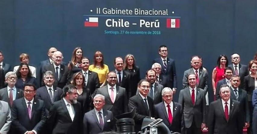 MINEDU: Gabinete Binacional Perú-Chile establece ocho compromisos para el sector Educación - www.minedu.gob.pe