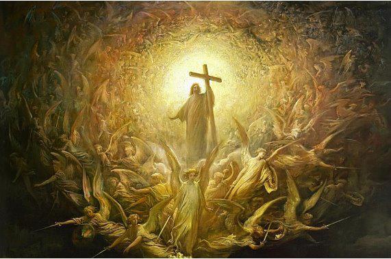 Risultati immagini per la Gloria di Cristo