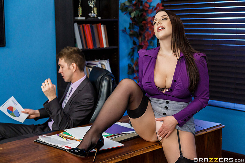 UNCENSORED [brazzers]2017-02-25 My Slutty Secretary, AV uncensored