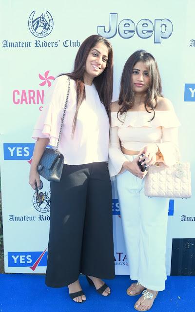 1. Manju Bhende with Aishwarya Bhende