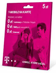 Karta pobytu, t-mobile