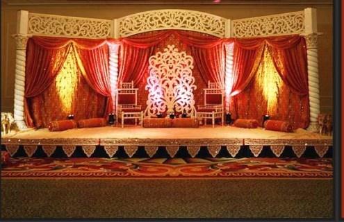 Wedding Bangladesh Stage Decoration