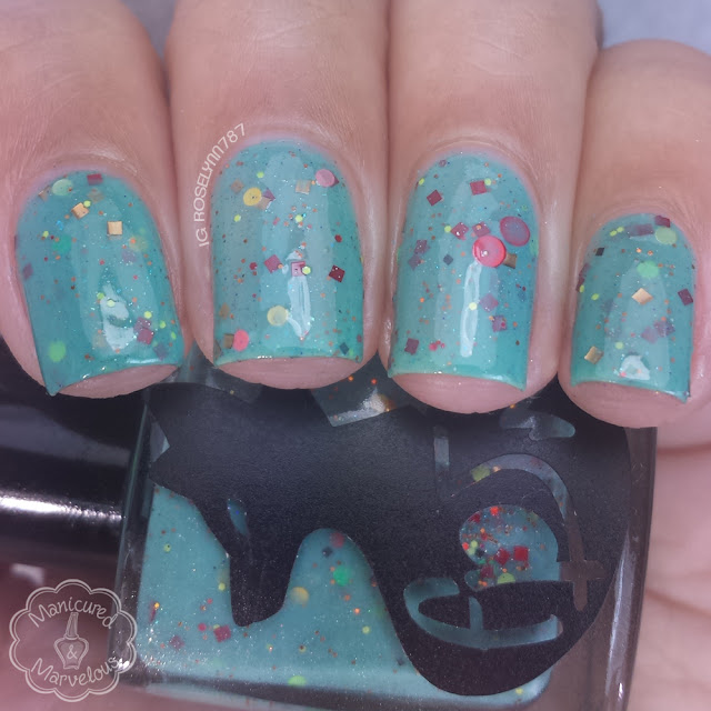 Frenzy Polish - Apple Picking