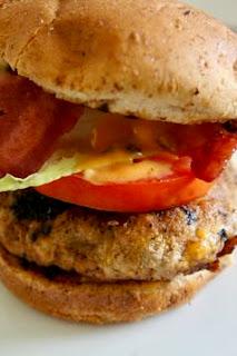 Black Jack Burger- Savory Sweet and Satisfying