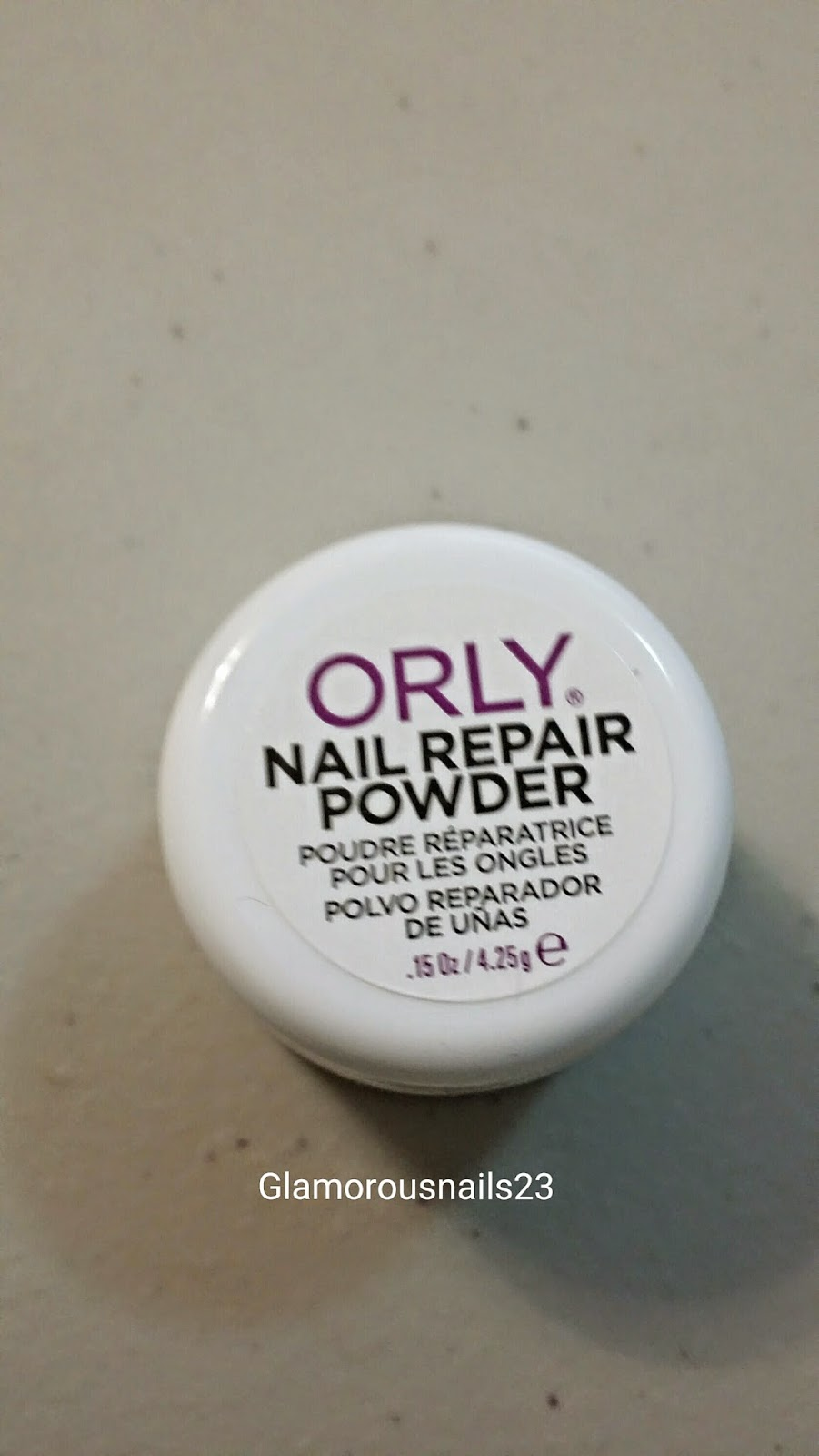 Orly Nail Rescue Nail Powder