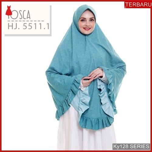 Ky128h84 Hijab Muslim Yunia Murah Bergo Bmgshop Terbaru
