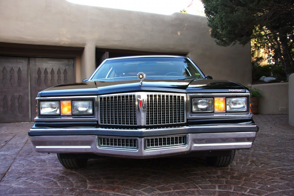 All American Classic Cars: 1981 Pontiac Bonneville Brougham 2-Door Coupe