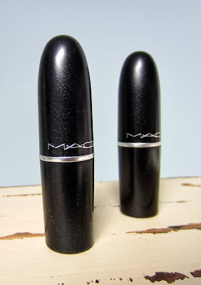 MAC M.A.C. M.A.C mac diva russian red