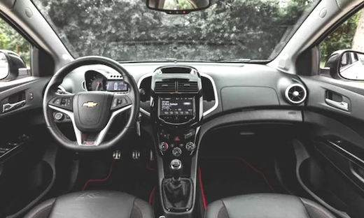 2019 Chevrolet Sonic Specs