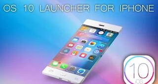 Download OS 10 Launcher HD Apk Terbaru Untuk Android