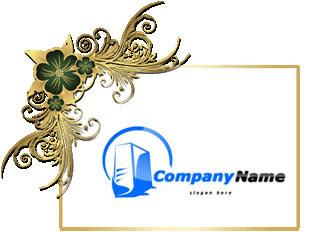 تحميل شعار سيرفر مفتوح للفوتوشوب, server psd logo design download