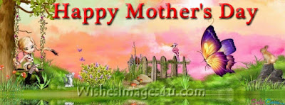 Mothers Day Beautiful Facebook Cover Images 2016