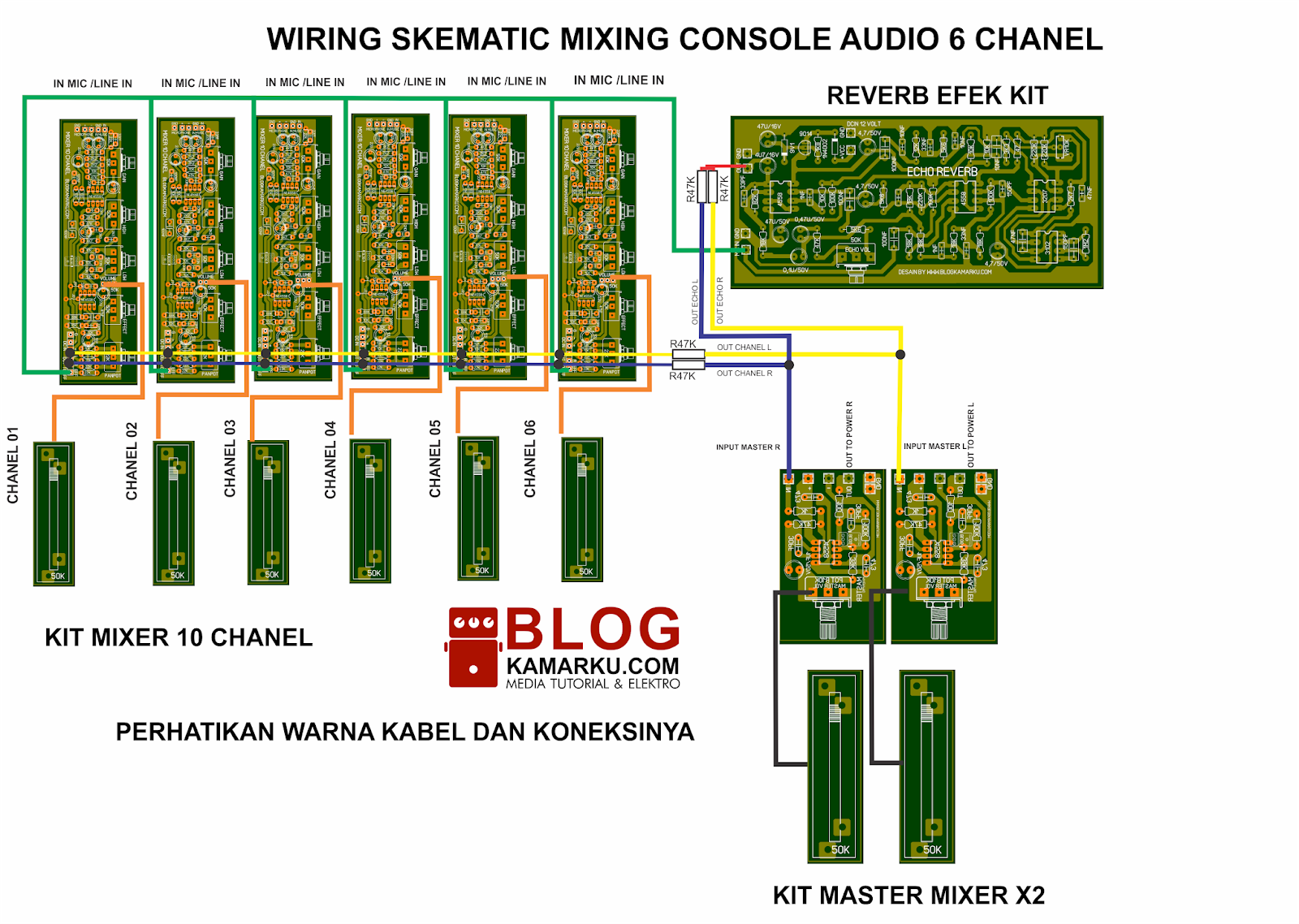 Digital Audio Mixer Circuit Wiring Diagram For Professional Schematic Modern Layout Dan Skema Pattern Electrical Block