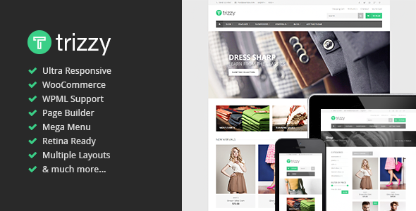 Premium WooCommerce WordPress Theme