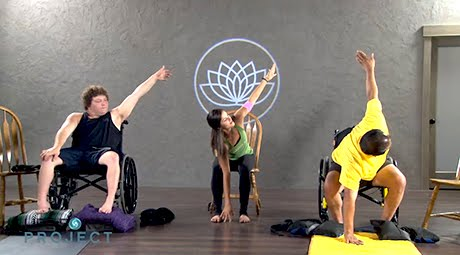 resources for adaptive yoga