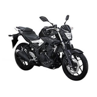 Dealer Motor Yamaha MT 25 Murah di Solo HITAM