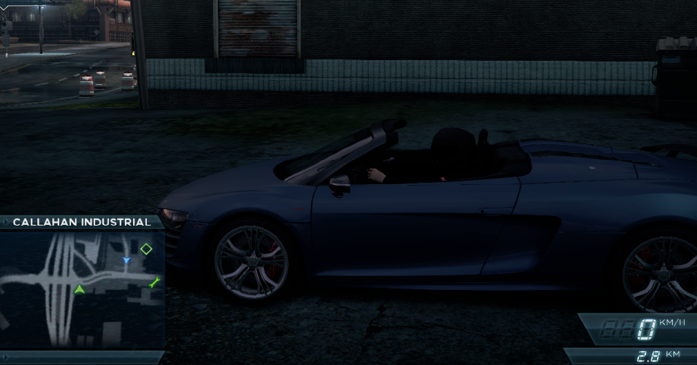 Need For Speed Most Wanted Car Locations Audi R8 Gt Spyder