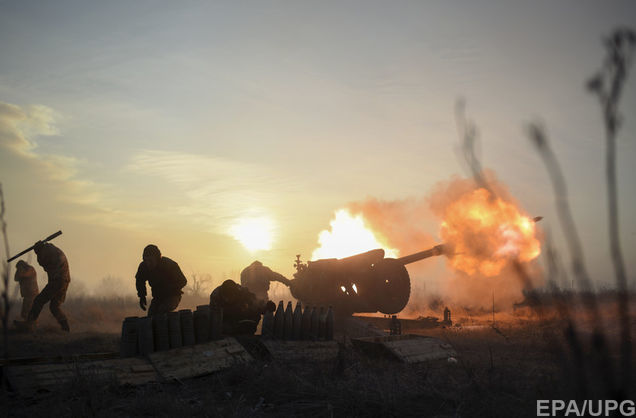 Украина прекращает АТо на Донбассе