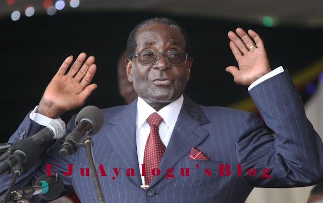 Zimbabwe To Summon Mugabe Over Missing $15bn Worth Of Diamonds