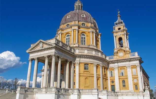 cosa-vedere-a-Torino-Basilica-di-Superga